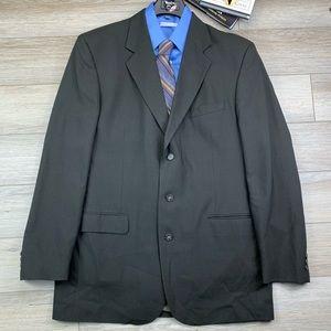 Oleg Cassini Gold Men's Blazer Sports Coat